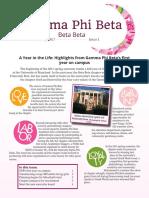 Gpb Newsletter
