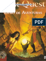 First Quest AD&D - Livro de Aventuras - Biblioteca Élfica