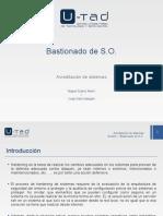 Sesión 01 - Introducción Al Bastionado