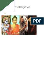 Los Principios Religiosos