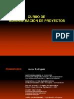 Curso de Administracion de Proyectos General