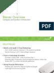 merakioverview2011sept-111005092521-phpapp02