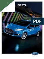 Ford Fiesta 17Oct2016 EBrochure