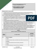 CPL - Appendix 2.0A (CAA Website July 2016)