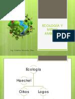 Clase 1. Ecología y Medio Ambiente