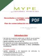 3TERCERA CLASE-Necesidades y Ventajas Competitivas de Las PYMES