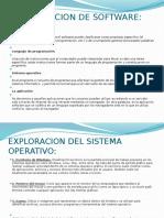 Identificacion de Software
