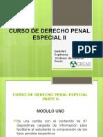 DIAPOSITIVAS,   FALSEDAD PENAL ESPE. II DELITOS DE FALSEDAD 1uju.pptx