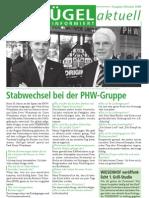 WIESENHOF Newsletter Oktober 2009