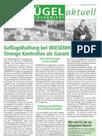 WIESENHOF Newsletter Mai 2010