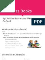 wordless books - inst 363