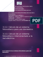 calculo sfv