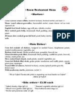 a_la_carte_menu