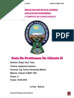 Calculo II (Mat-102) G-c