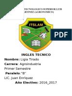 Instituto Tecnologico Superior Luis A