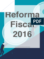 Reforma Fiscal 2016