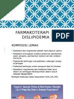 FARMAKOTERAPI DISLIPIDEMIA