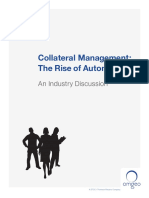 Collateral Management Rise of Automation