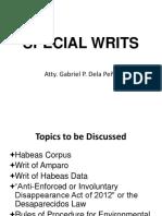 Habeas Corpus Lecture 2015-11-27
