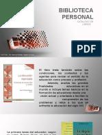 Catalogo de Libros.-jose Maria Contreras Gonzalez