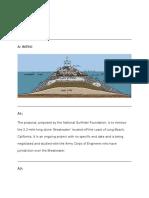 Breakwater Research Paper