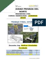 TF Hidrologia