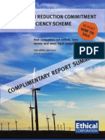 Ethical Corporation Report Summary - CRC 2010
