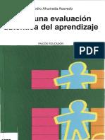 1.-  Quesada Castillo Rocío. (2008). Guía Para Evaluar El Aprendizaje Teórico y Practico