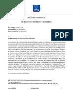 El claroscuro del futuro colombiano [Documento Especial]