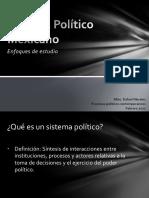 Introducción Sistema Político Mexicano C Septién