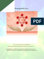 Prostaglandin Care