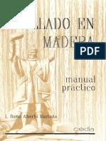 CIDSIU-0367 Tallado en Madera