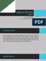 Lesson 3 1 Urban Design