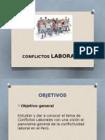 conflictos laborales