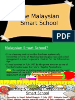 The Malaysian Smart School