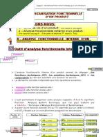 01-Lecon1 Analyse Fonctionnelle 2012-13