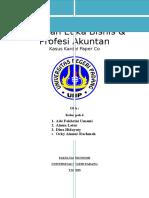 Makalah Etika Bisnis Kardel paper & co