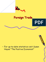 Foreign Trade 1