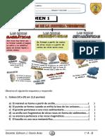 Examen 3 Rocas y Suelos
