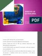 Decrecho de Extranjeria 040815
