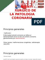 Patología Coronaria