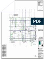 Ground Level Zone a - Drainage Services