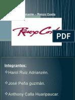Marina Bustamante - Renzo Costa Ppt