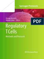 (Methods in Molecular Biology 707) Shimon Sakaguchi (Auth.), George Kassiotis, Adrian Liston (Eds.)-Regulatory T Cells_ Methods and Protocols-Humana Press (2011)