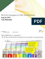 BCN-B HW Architecture
