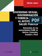 Jaime, Martin - Diversidad sexual, discriminacion y pobreza frente al acceso a la salud publica.pdf
