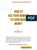 How to Use Your Memory to Earn More Money.pdf
