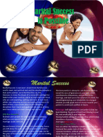 Marital Success is Possible