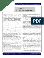 Indian Economy Socio Economic Planning