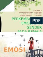 Kelompok 5 - Emosi Dan Gender